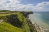 Arromanches (gbistoletti) Tags: francia normandia oceanoatlantico nuvole panorama europa