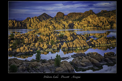 Watson Lake (vonhoheneck) Tags: watsonlake arizona reservoir granitecreek prescott cityofprescott schölkopf schoelkopf canon eos6d usa see wasserreservoir felsen granit