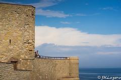 mirador (josmanmelilla) Tags: melilla mar azul cielo nubes pwmelilla pwdmelilla flickphotowalk pwdemelilla sony españa