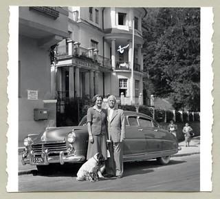 1948-49 Hudson Commodore Eight