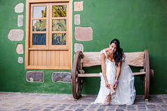 I kissed a girl and I eloped! 467 (graffitiplanet) Tags: boda grancanaria chicas couple eloped girls pareja
