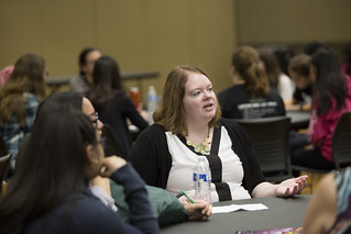 COD Hosts Women in STEM for High School Students 2017 35
