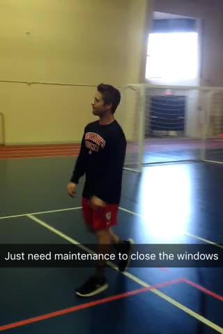 Video - pre-practice basketball 2