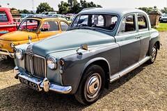 1960 RoverP4 80 (John Tif) Tags: 1960roverp480 2017 crystalpalace car motorspot
