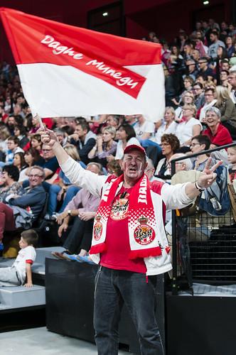 Supporter Monaco - ©Jacques Cormarèche