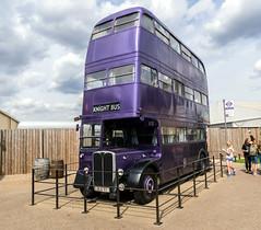The Knight Bus (@JohnA390) Tags: knightbus harrypotter