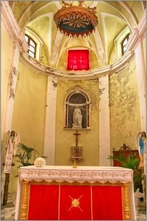 Chiesa di San Giorgio, Tellaro, Italy