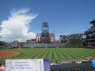 Mile High Baseball
