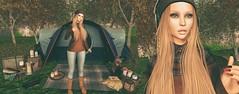 I'm going camping (eloen.maerdrym) Tags: soulidentity kosmetik elephanteposes releases eloensotherworld fantasy fall autumn nutmegentwined entice blueberry free gacha freebies raindale chezmoi shinyshabby decor camping thelittlebranch {whatnext} sale mutresse chimia glamaffair lelutka lesixevent lesix theavenue preview