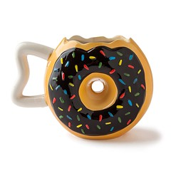 Donut coffee mug (mywowstuff) Tags: gifts gadgets cool family friends funny shopping men women kids home