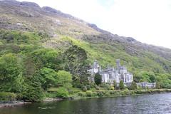 IMG_3264 (avsfan1321) Tags: kylemoreabbey ireland countygalway connemara castle abbey water landscape mountains mountain green lake pollacapalllough pollacapalllake
