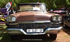 Studebaker 1958 Commnader.   10.17   2 (Basic Transporter) Tags: claasic car show south africa studebaker old commander 1958