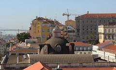 Arco da Rua Augusta (hans pohl) Tags: portugal lisbonne villes cities architecture façades toits roofs