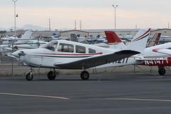 Piper PA-28 (QSY on-route) Tags: chandler municipal chd kchd 03032017