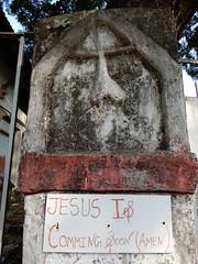 Victoria Garden Church: sign (John Steedman) Tags: victoriagardenchurch bombay mumbai मुंबई india maharashtra महाराष्ट्र sign