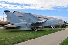 4 Crusader F-8P @ Musée Européen de l'Aviation de Chasse 15th June 2016 (_Illusion450_) Tags: aérodromedancone montélimar muséeeuropéendelaviationdechasse 150616 museum lflq xmk aeroplane aviation avion aircraft airplane flugplatz 4 crusader f8p
