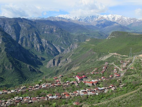 Halidzor Village