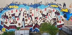 Caper... (colourourcity) Tags: graffiti graffitimelbourne graffitiwriters streetart streetartnow streetartaustralia melbourne burncity awesome original copyright letters caper dbl trbl daffyduck daffy looneytunes