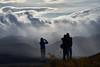 Denali National Park, Alaska (bxfmj) Tags: denali landscape mountain alaska fall clouds color glacier wildness field pelople