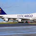 Saudi Cargo Airlines Boeing B747-4F TC-MCT