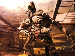 TitanFall - The Drop (1/6th shooter) Tags: titanfall respawnentertainment mecha videogames xbox360 playstation4 actionfigures playarts toys sideshowtoys scifi toyphotography