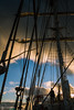 Antigua (Pinksterbos) Tags: antigua sailing ship spitsbergen svalbard sunset sunlight norway