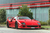 The Queen (Beyond Speed) Tags: ferrari f40 supercar supercars cars car carspotting nikon v12 red classic spoiler maranello italy limited oz automotive automobili auto