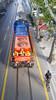 Shunting@Kreis 5: 2 smoke, one drives (1/2) (jaeschol) Tags: am843 am843079 dieselhydraulischelokomotive eisenbahn europa kantonzürich kontinent kreis5 lokomotive rangieren schweiz stadtzürich suisse swissmill switzerland transport chemindefer railroad railway