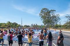 _DSC9569 (Radis Comunicação e Saúde) Tags: 13ª edição do acampamento terra livre atl movimento dos povos indígenas nenhum direito menos revista radis 166 comunicação e saúde