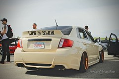 FORMAL FUNCTION (rafalobrebski) Tags: car carshow subaru slammed jdm stance