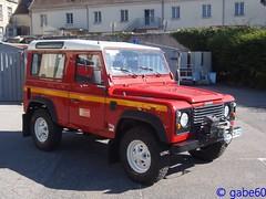 Senlis (rescue3000) Tags: land rover 90 service départemental incendie secours oise sdis 60 véhicule léger tout terrain vltt centre cs senlis voiture sapeurspompiers sapeurs pompiers defender