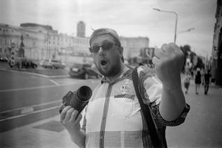 «Summer photo-hunting the photo-hunters»
