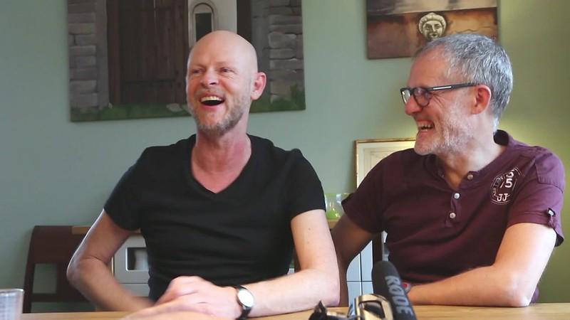 Mikael und Franco - Wiedersehen nach 2 Jahren