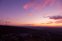 View from Burg Plesse (johannesotte84) Tags: burg plesse otte nieder sachsen germany lower saxony wandern abend licht warm herbst europa europe hiking romantic castle canon 6d 24105mm