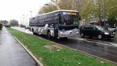 Transdev Lys Mercedes Intouro EH-535-PF (91) n°25471 (couvrat.sylvain) Tags: transdev lys mercedes intouro o560 o 560 car autocar interurbain torcy