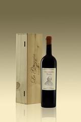"""Vicomoro Magnum con scatola (Azienda Agricola """"La Greggia"""") Tags: bottiglia vicomoro confezione lagreggia cabernetfranc cabernetsauvignon magnum"""