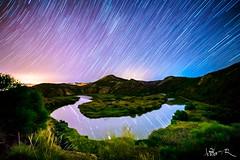 Star trails in Malpasillo (jesbert) Tags:
