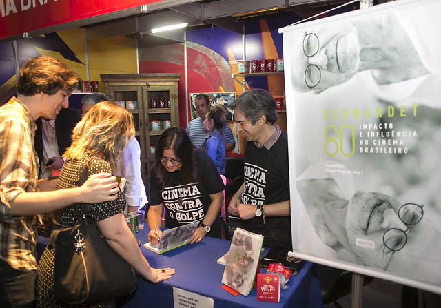 21.09.2017 - Lançamento Livro - Bernardet 80 (impacto e influência no cinema Brasileiro)