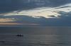 IMGP5535 (mattbuck4950) Tags: england unitedkingdom europe water somerset northsomerset riversevern clevedon lenspentax18250mm clouds sunset august rivers sky 2017 camerapentaxk50 canoes gbr