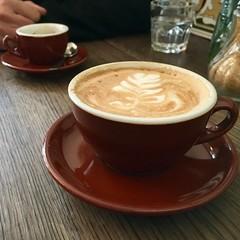 Samstag Mittag (bornschein) Tags: stuttgart cappuccino cup