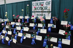 Court of Honor - Roses (demeeschter) Tags: usa new york state fair syracuse city town attraction market games rides livestock animals farm food show