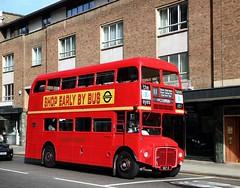 London Transport - RM5 - VLT5 (Waterford_Man) Tags: londontransport routemaster rm5 vlt5 london aec