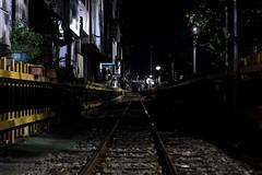 Night track - Chiayi (Chapo78) Tags: taiwan chiayi track street city night path