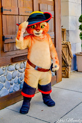 Puss In Boots (disneylori) Tags: pussinboots meetandgreetcharacters characters universalstudios universalorlando universalstudiosflorida universalorlandoresort