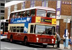 East Yorkshire 750 (Lotsapix) Tags: east eastyorkshire buses hull bristolvr ecw easterncoachworks dup750s nbc nationalbuscompany scarborough pentax mz5n film