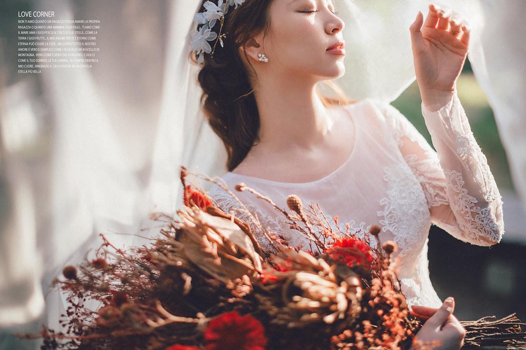 台南安平婚紗|婚攝澤于|愛情街角