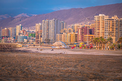 Antofagasta is a nice beach city and remind us a lot of Havana Cuba.