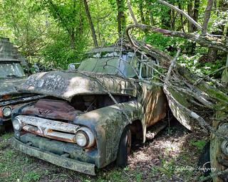 Old Car City 17