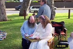 Rod and Gaelyne's Weddding