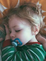 Naptime cuddles